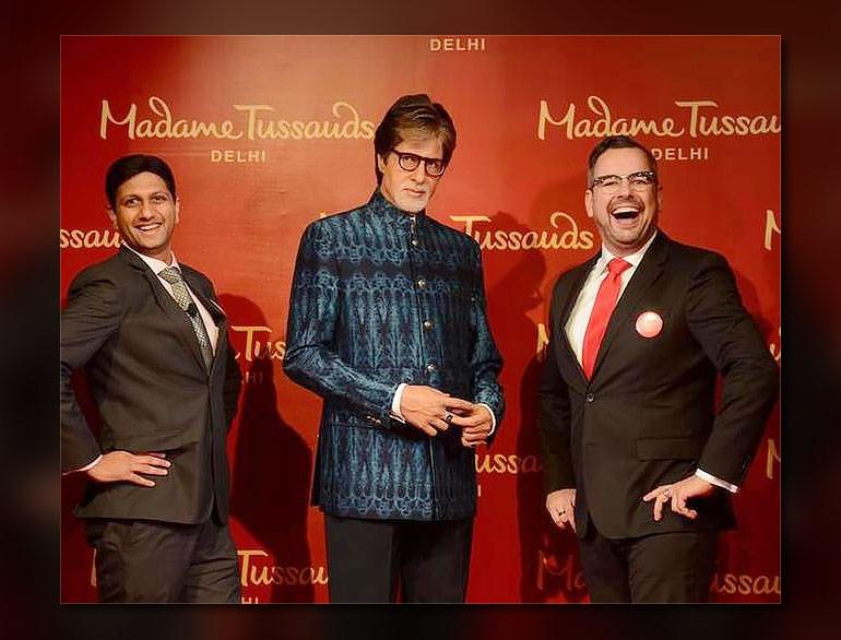 Madame Tussaud Delhi @TheRoyaleIndia