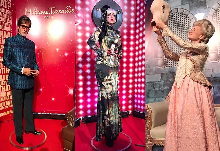 Madame tussauds delh @TheRoyaleIndia