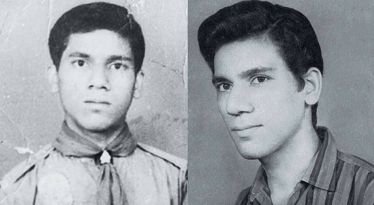 om puri facts early chilhood @TheRoyaleIndia