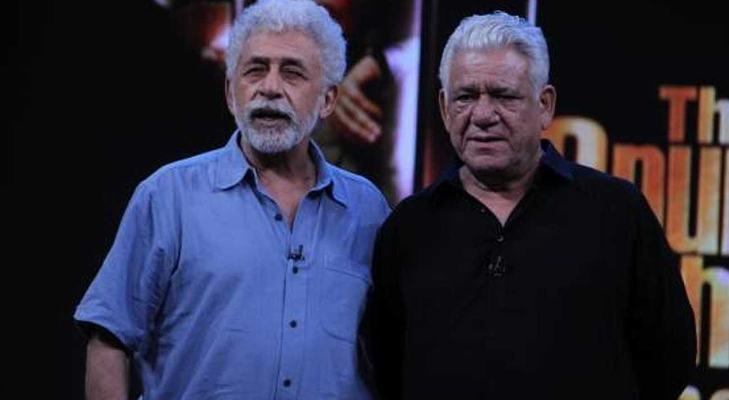 Om puri facts friendship naseeruddin shah @TheRoyaleIndia