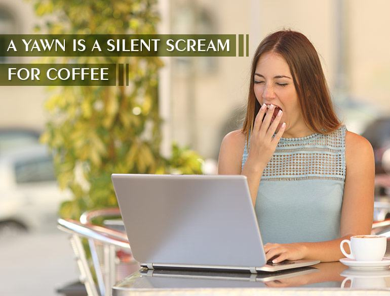 Science behind yawning, sleep jerk and stretching @TheRoyaleIndia