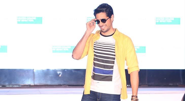 Siddharth malhotra dressing secret @TheRoyaleIndia