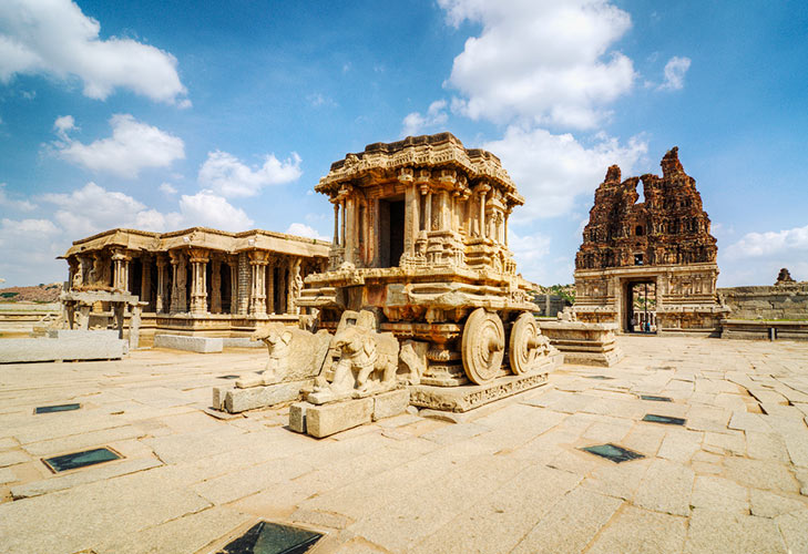 spend september long weekend at hampi @TheRoyaleIndia