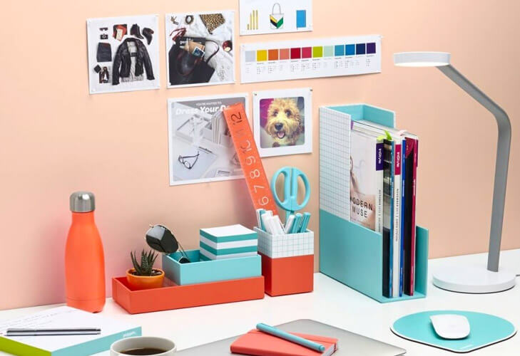 Tips to personalise office desk posters photo @TheRoyaleIndia