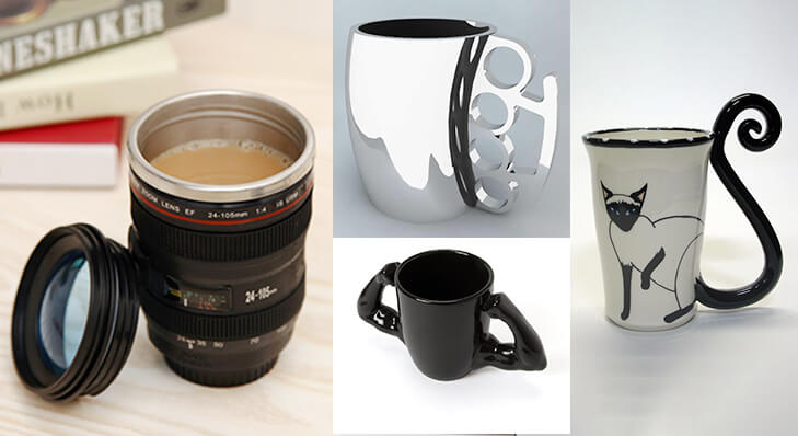Tips to personalise office desk quirky coffee mugs @TheRoyaleIndia