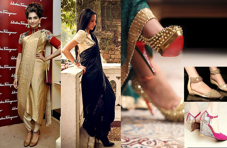 tips to stay warm winters wear bellies boots @TheRoyaleIndia