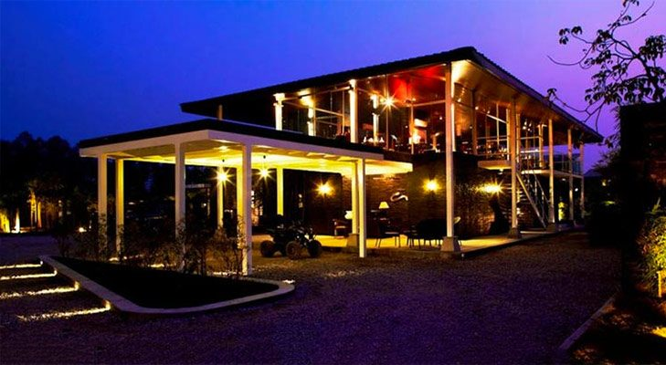 Aalia resort in Haridwar @TheRoyaleIndia