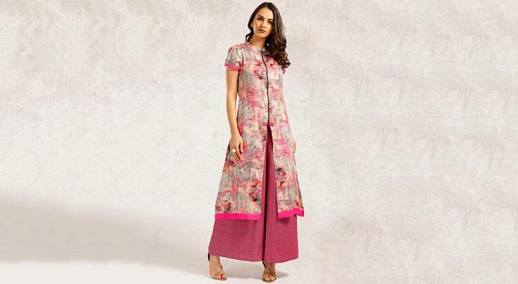 Affordable kurta brands Anouk @TheRoyaleIndia