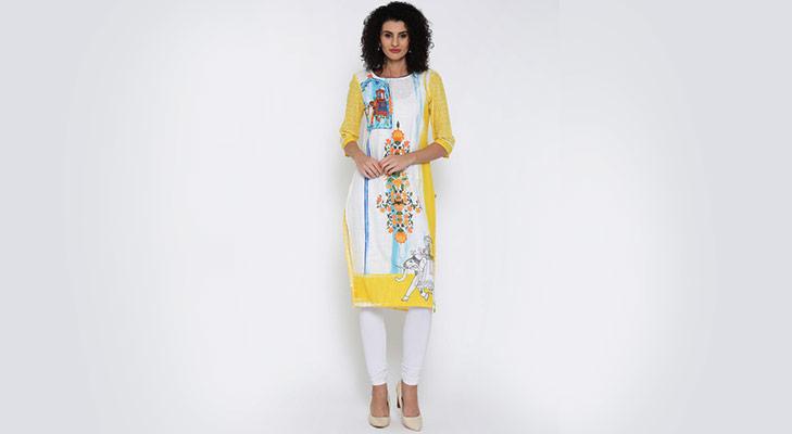 Affordable kurta brands Aurelia @TheRoyaleIndia