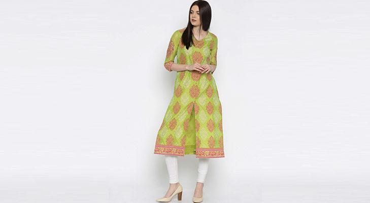 Affordable kurta brands melange by lifestyle @TheRoyaleIndia