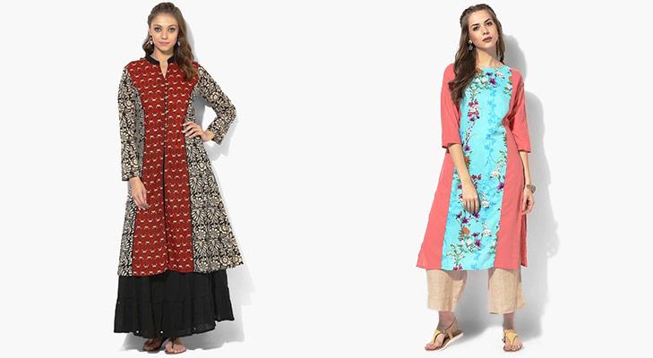 Affordable kurta brands Sangria @TheRoyaleIndia