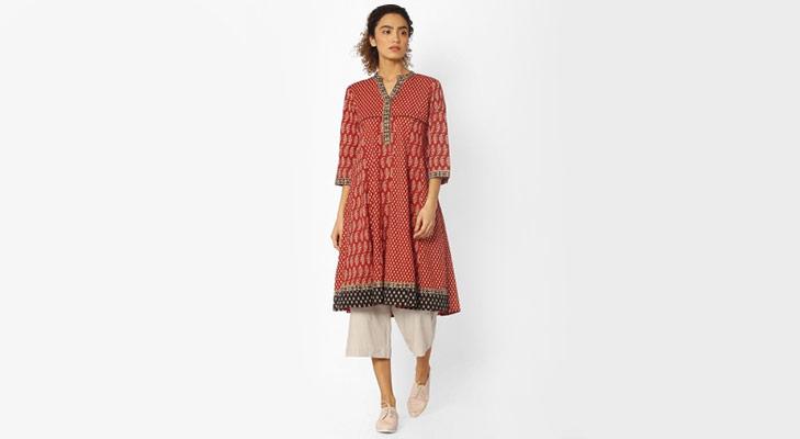 Affordable kurta brands Siyahi @TheRoyaleIndia