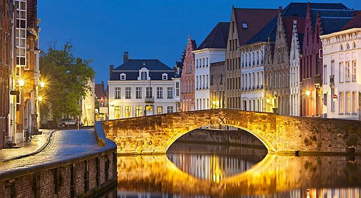 belgium bruges bridge @TheRoyaleIndia