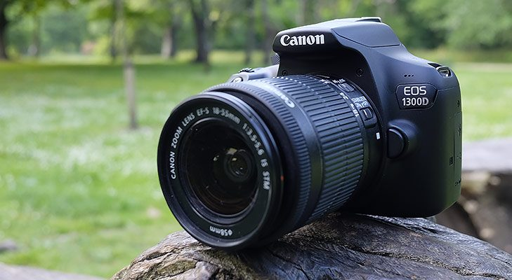 Best DSLR under 30K Canon EOS 1300D @TheRoyaleIndia
