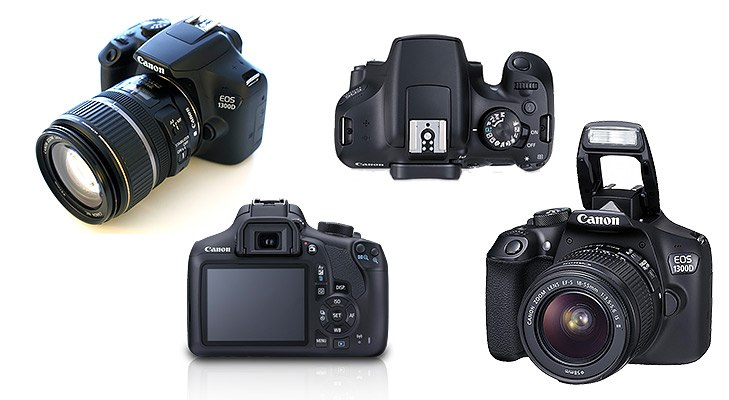 Canon EOS 1300D Best dslr under 30K @TheRoyaleIndia