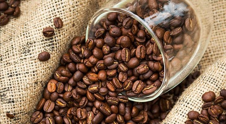 Coffee beans @TheRoyaleIndia