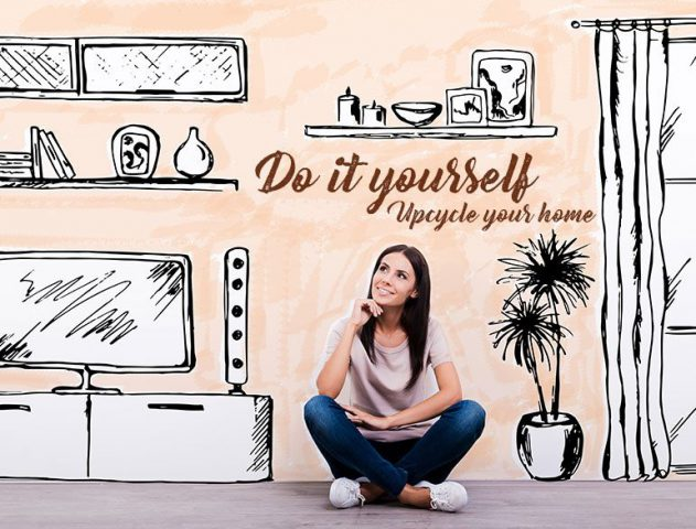 Do it yourself home decor @TheRoyaleIndia