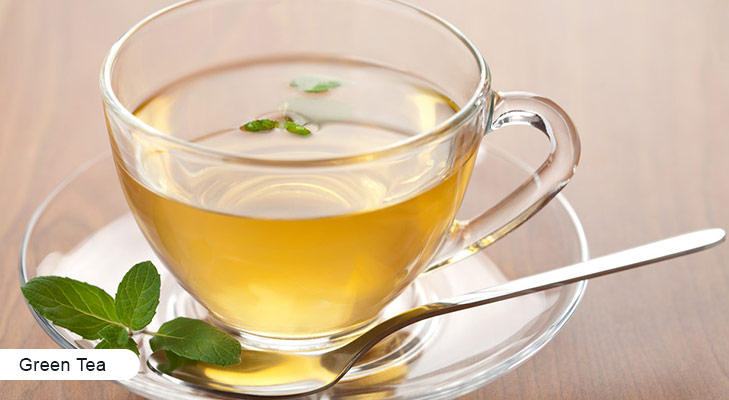 Home remedies for brittle nails green tea