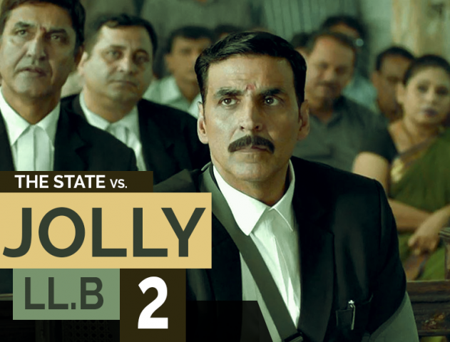 Jolly LLB 2 Review @TheRoyaleIndia