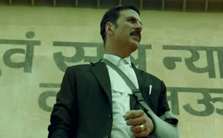 Jolly LLB 2 akshay kumar lawyer @TheRoyaleIndia