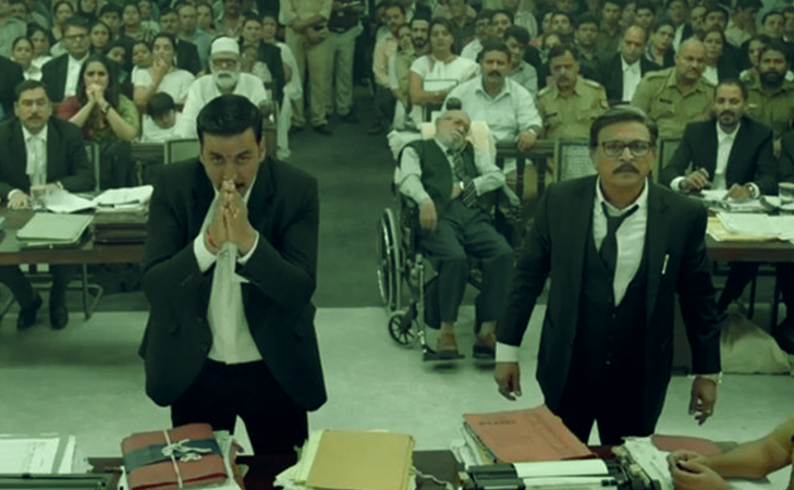 Jolly LLB 2 review akshay kumar anu kapoor @TheRoyaleIndia