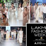 Glam, Glitzy, Glorious - Lakmé Fashion Week Summer Resort 2017 rocked like never before!