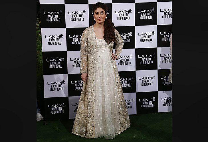 Lakme Absolute Brand Ambassador Kareena Kapoor Khan -for Lakme Absolute @TheRoyaleIndia