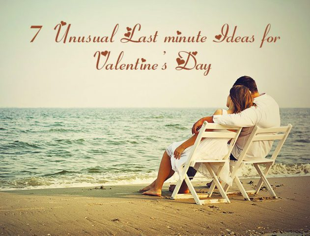 Last Minute Ideas for Valentines Day @TheRoyaleIndia
