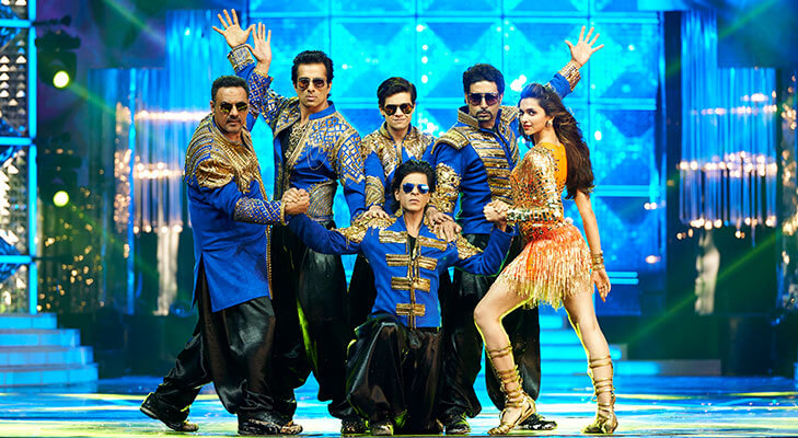Most expensive Bollywood movies happy new year movie @TheRoyaleIndia