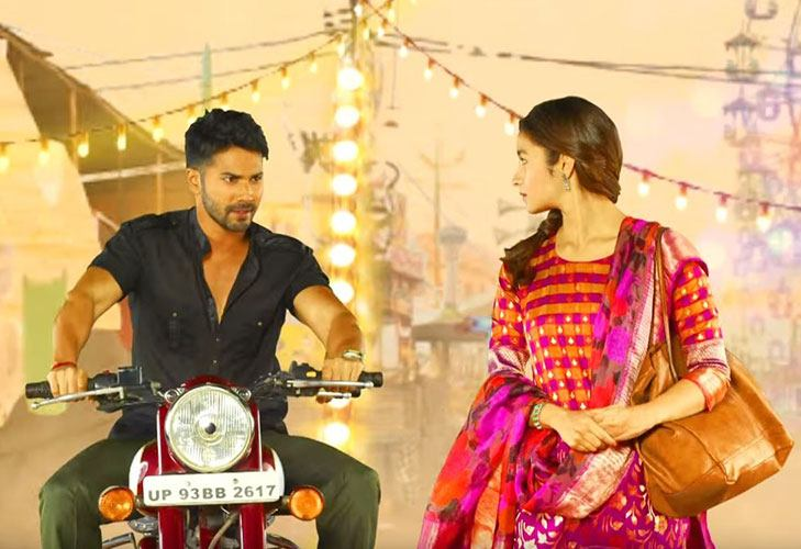 Movies releasing in march badrinath ki dulhania @TheRoyaleIndia
