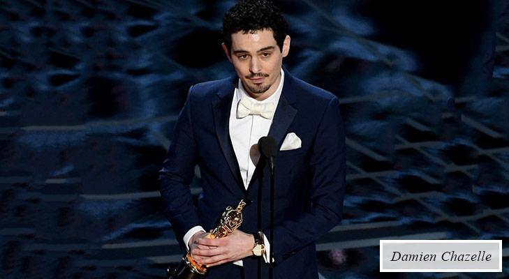 Oscars 2017 La la Land best director Damien Chazelle @TheRoyaleIndia