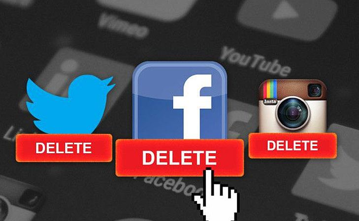 overcome smartphone addiction delete social media apps @TheRoyaleIndia