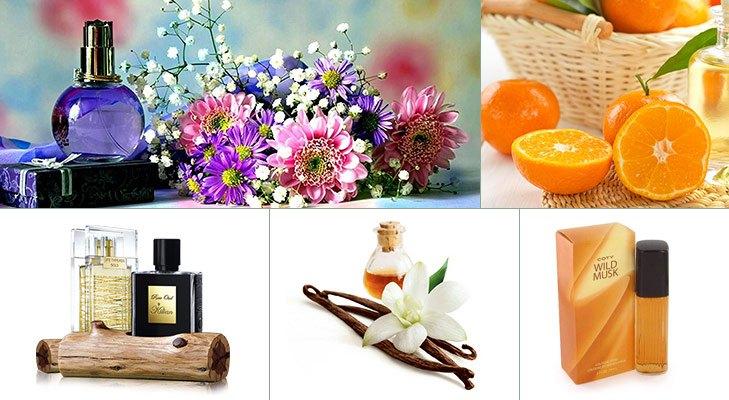 Perfume splendour @TheRoyaleIndia