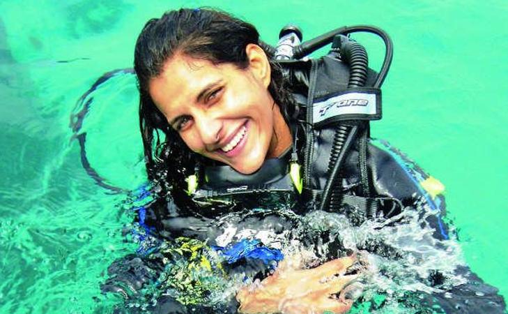 Scuba Diving @TheRoyaleIndia