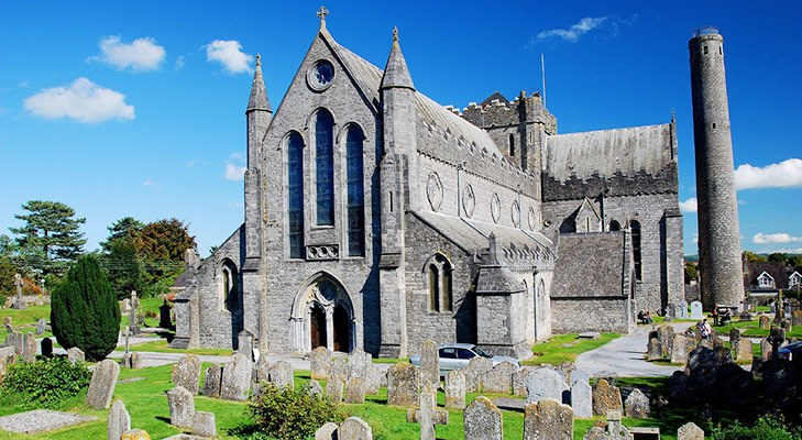 St Canices Cathedra Kilkennyl @TheRoyaleIndia