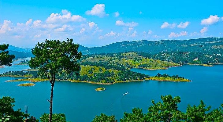 Umiam Lake Shillong @TheRoyaleIndia