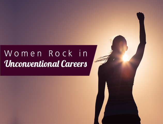 Unique Women Careers @TheRoyaleIndia