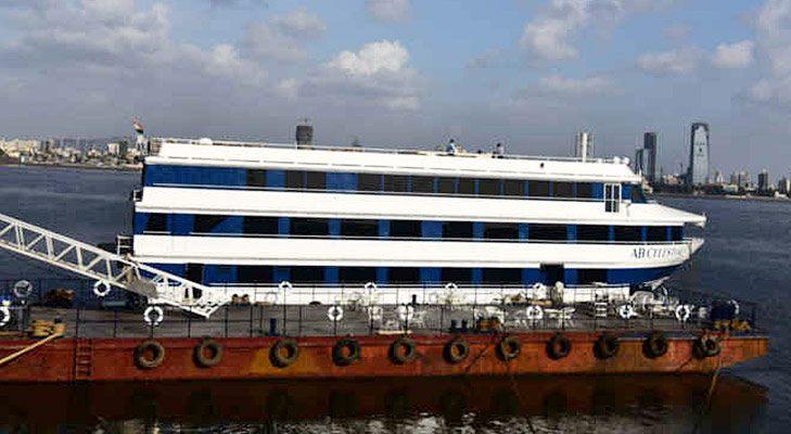 AB celestial Mumbai first floating restaurant