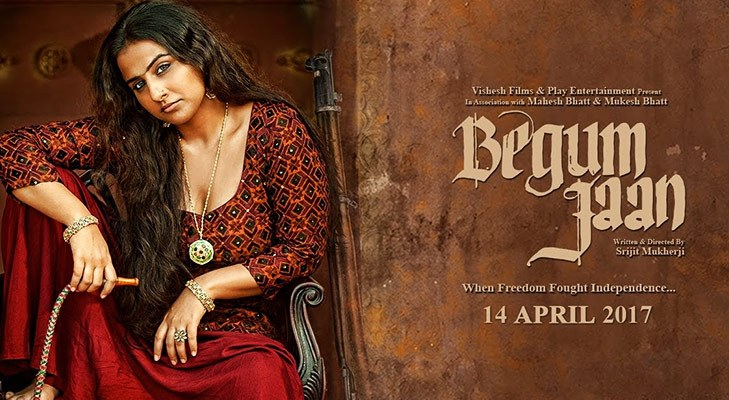 April Movies Begum Jaan @TheRoyaleIndia
