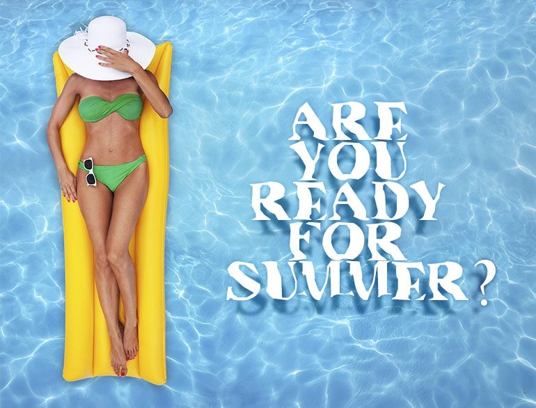 Are you ready for The Summer