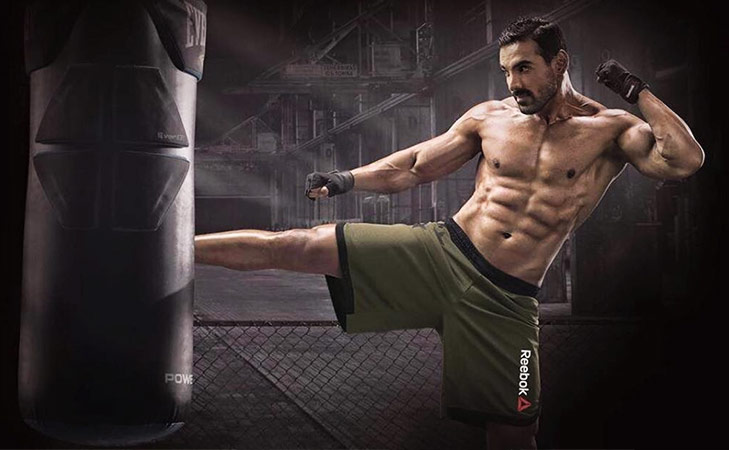 Bollywood fitness freaks on Instagram John Abraham @TheRoyaleIndia