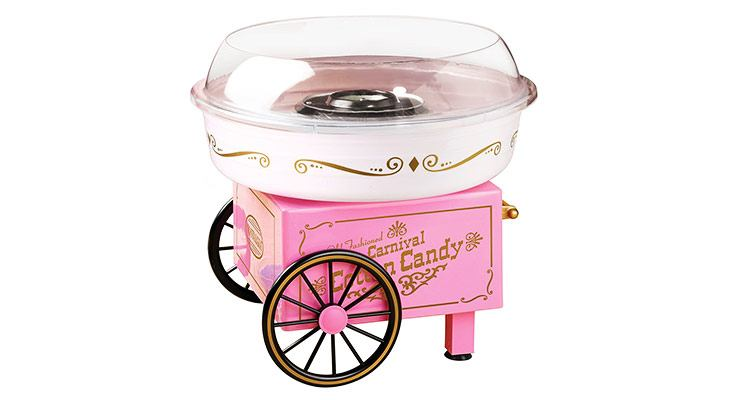 Cotton Candy Maker @TheRoyaleIndia