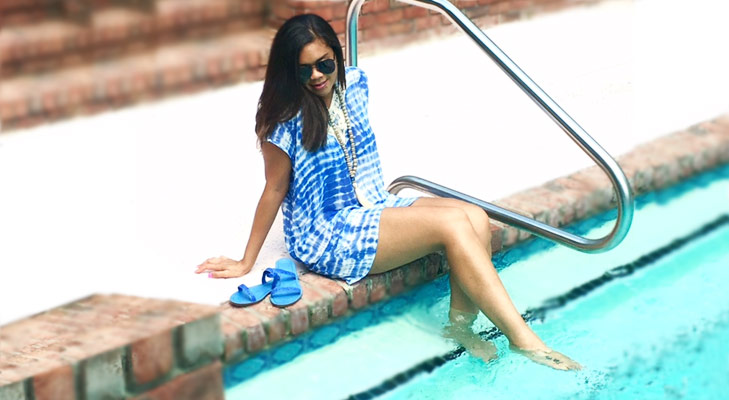 Cruise Poolside Outfit @TheRoyaleIndia