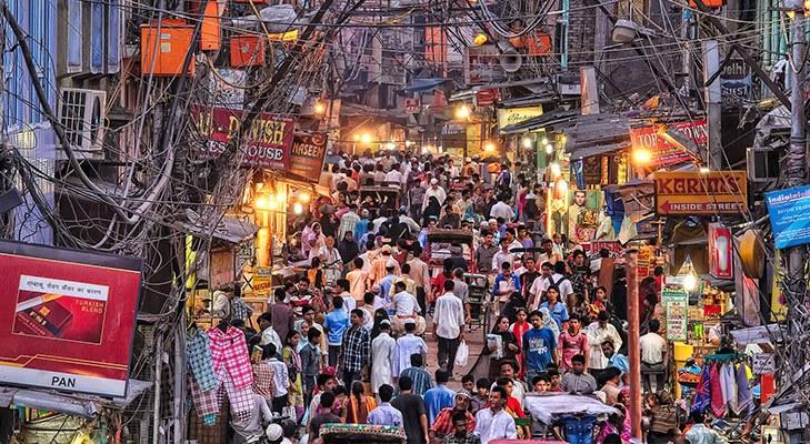 Delhi Landmarks Chandni Chowk @TheRoyaleIndia