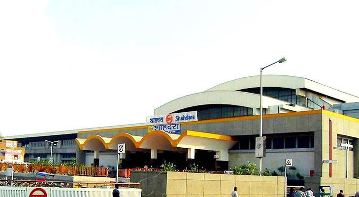 Delhi Landmarks Shahdara @TheRoyaleIndia