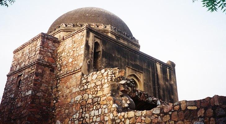 Delhi Landmarks Siri Fort @TheRoyaleIndia