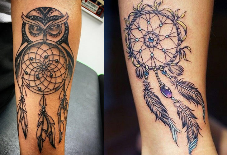 Dreamcatchers Tattoos @TheRoyaleIndia
