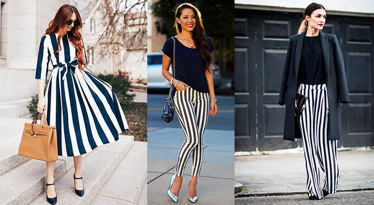 Feng shui tips for luck wear vertical stripes @TheRoyaleIndia
