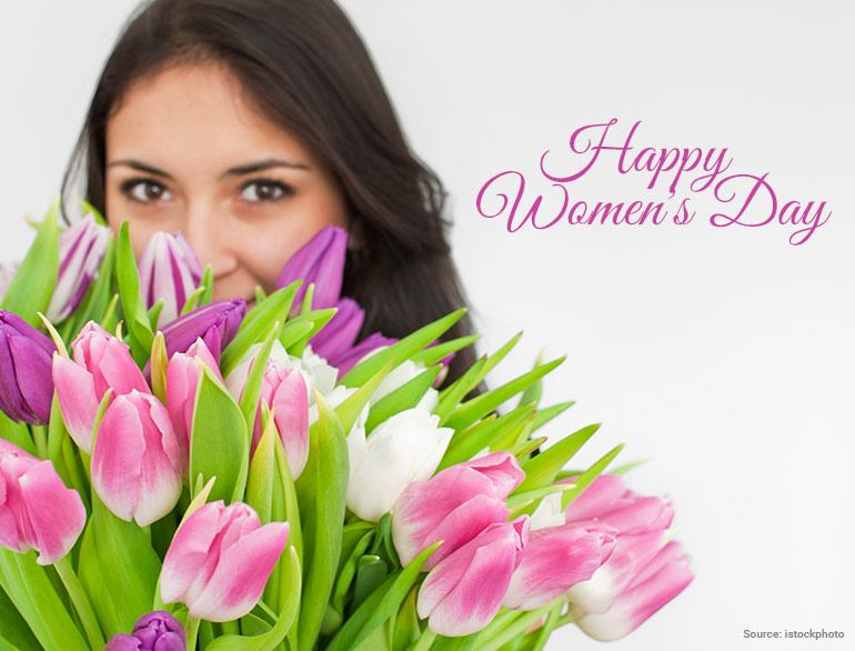 Happy Womens Day @TheRoyaleIndia