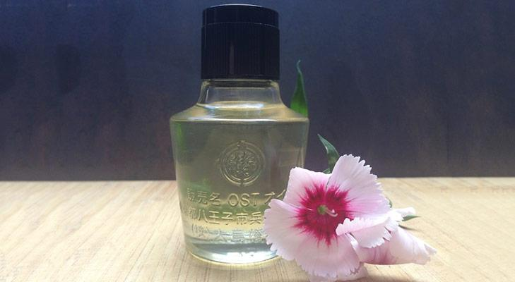 Japanese beauty secrets camellia oil for skin